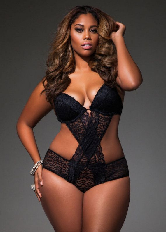 ashley stewart leopard print teddy | sexy lingerie | pinterest
