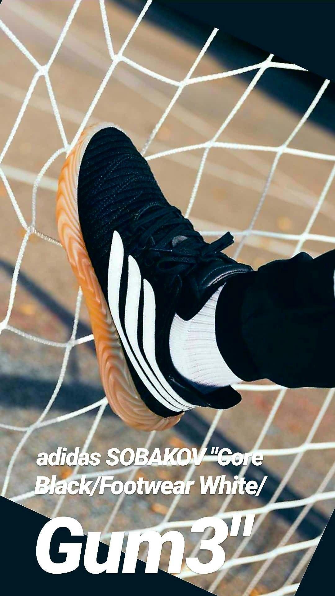 ba06d91aed60 Adidas Sobakov Core Black Footwear White Gum 3.