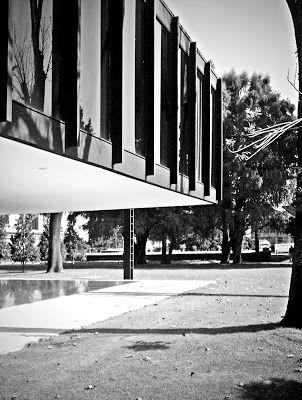 Habitar Oficinas Bacardí Ludwig Mies Van Der Rohe Van Der Rohe Mies Van Der Rohe