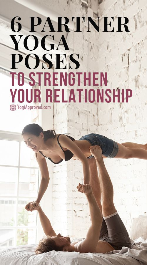 Try These 6 Couples Yoga Poses to Strengthen Your Relationship