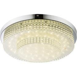 Photo of Globo Led ceiling light Cake (1 light, 24 W, neutral white, round)