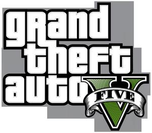 Gta V Logo Huge Transback1 Png 300 264 Gta Gta 5 Grand Theft Auto