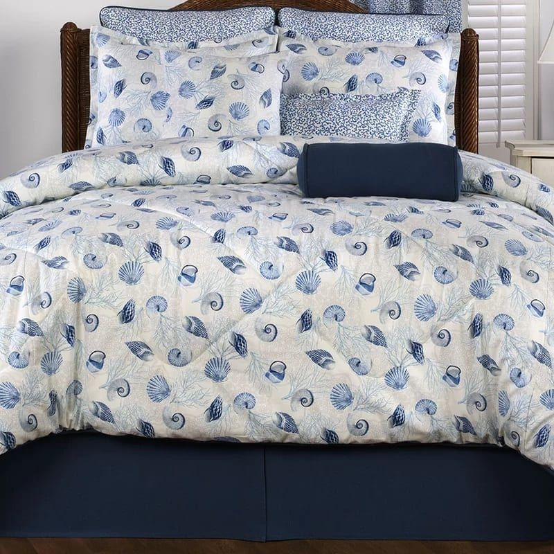 100 Best Seashell Bedding And Comforter Sets 2020 With Images