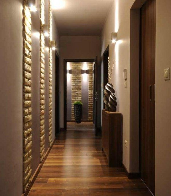 deco couloir de design moderne