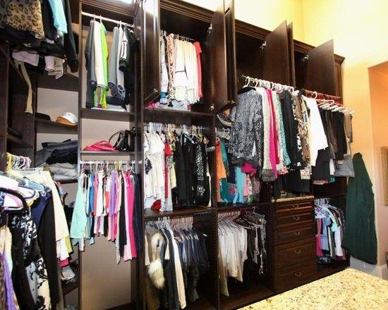 Neal Master Closet