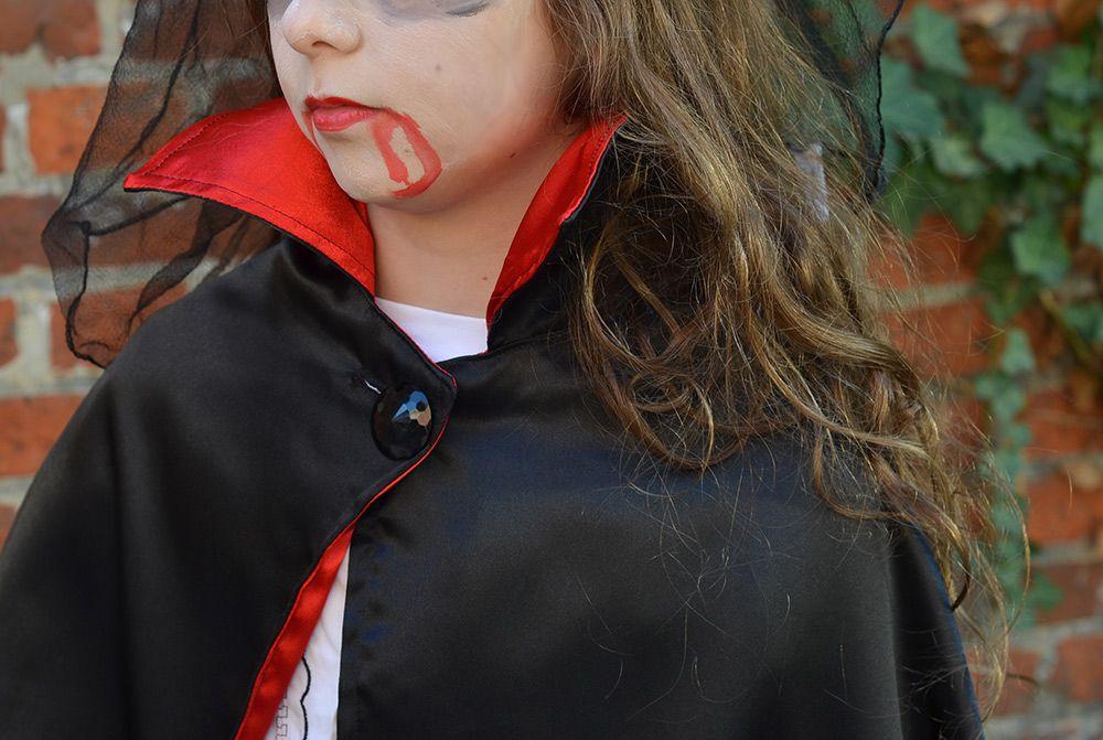 Vampir Umhang Nähen