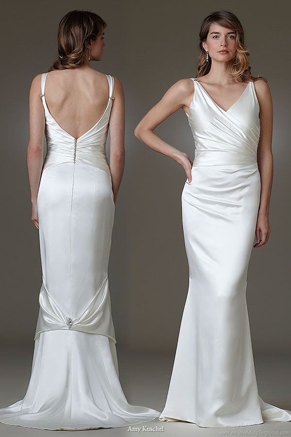 Amy Kuschel Wedding Dresses Hollywood Glamour Wedding Hollywood
