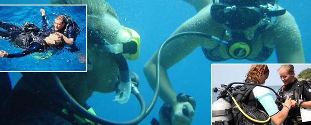 How to Be a Great Dive Buddy | USIA Dry Suits - Waders - Dry Bags