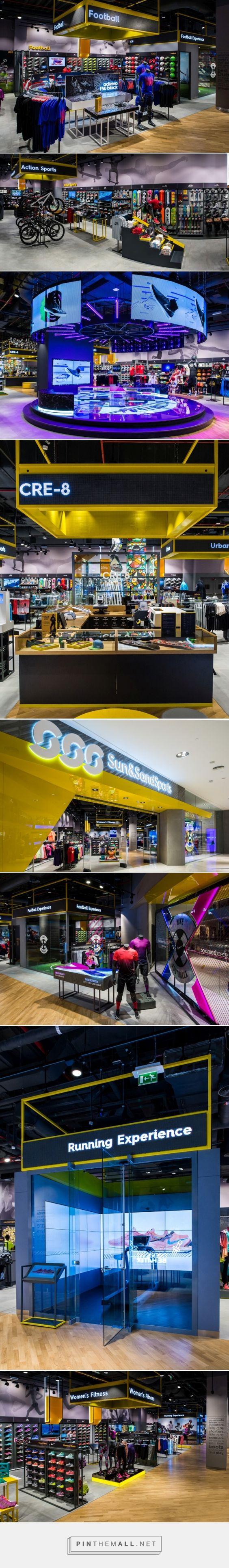 Sun & Sand Sports Store by Green Room, Dubai UAE
