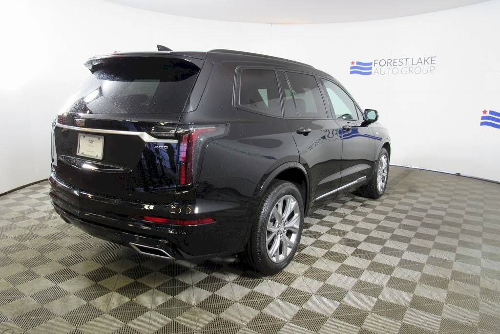 New 2020 Cadillac Xt6 Sport Awd 1gykpgrs6lz133390 For Sale
