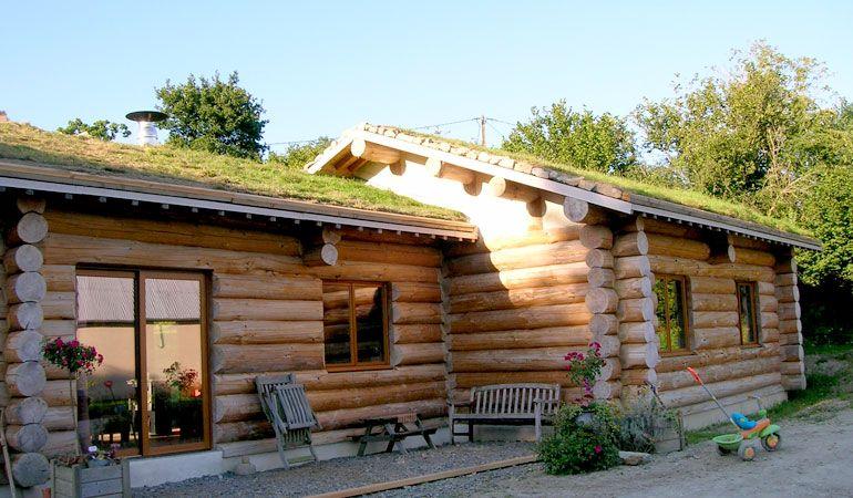 Fuste calvados les bois bruts constructeurs de fuste maisons en bois chalet en rondins for Constructeur chalet prix
