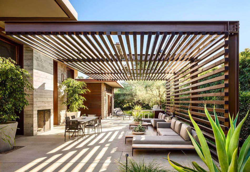 Stunning Design Ideas for Outdoor Pergolas