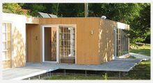 Modulhaus Aus österreich Beispiel Gols Haus österreich
