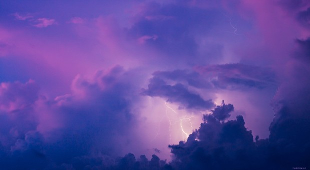 Lightening Clouds Summer Florida Sky Nature Dark Skies Dark Blue Eyes Clouds