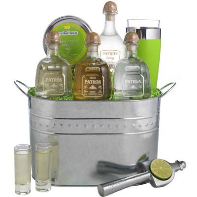 Basket #30 El Patron | Holiday gift ideas | Pinterest | Tequila ...