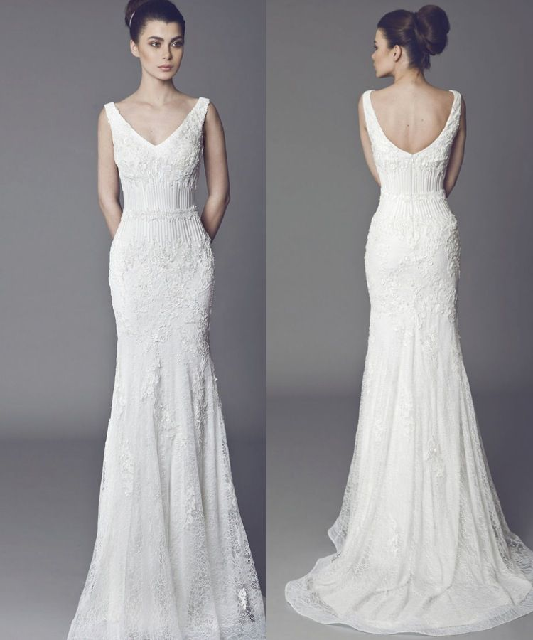 With the highest level of glamor and sophisticated refinement, the 2015 bridal collection of Tony Ward wedding dresses push the envelope of traditional wedding dress concepts. Unique fabric and embroidery choices, elegant and tasteful silhouettes, this collection will grace any bride in timeless beauty. Take a look!