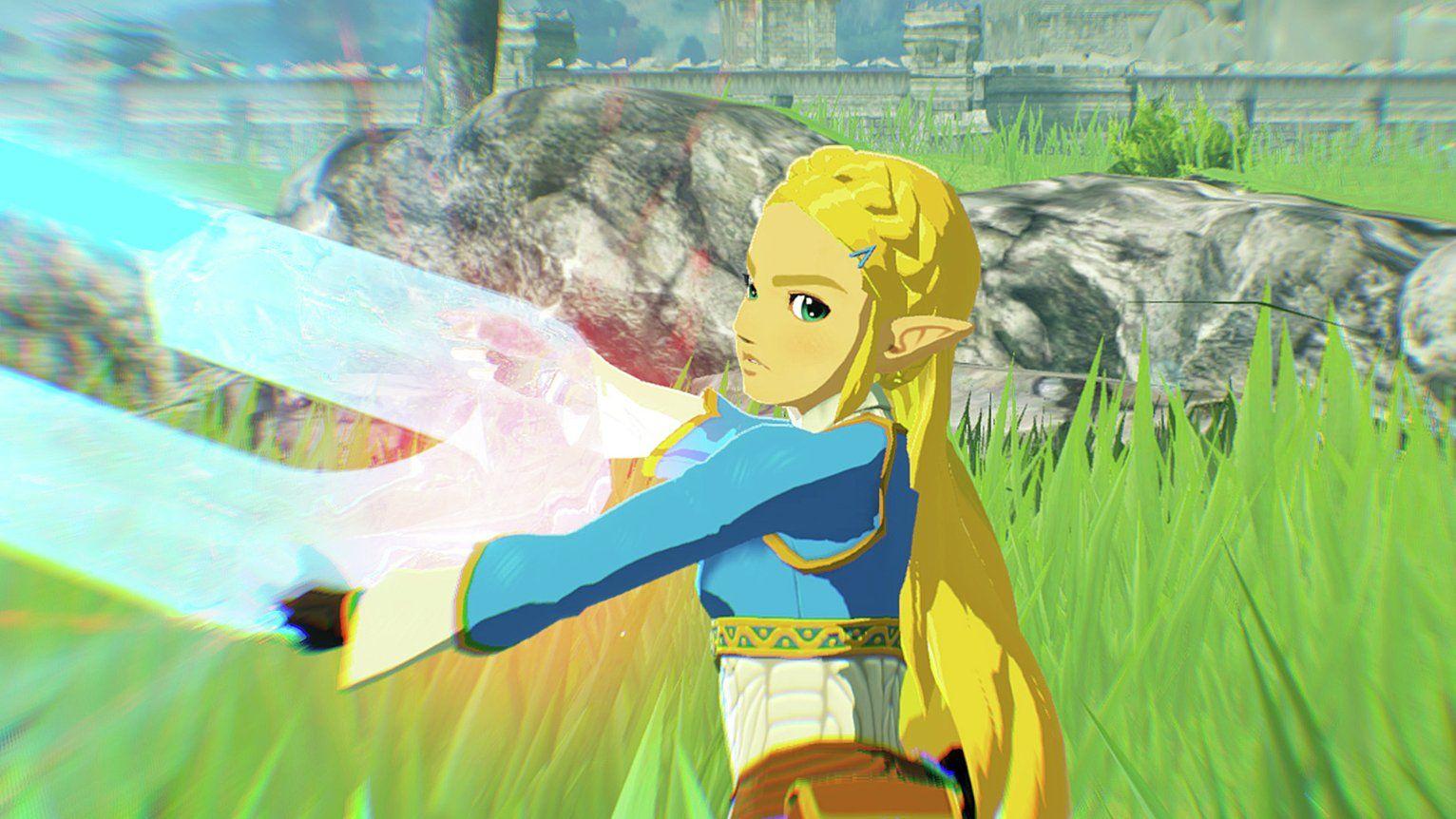 Hyrule Warriors Age Of Calamity Nintendo Switch Game In 2020 Hyrule Warriors Zelda Hyrule Warriors Legend Of Zelda
