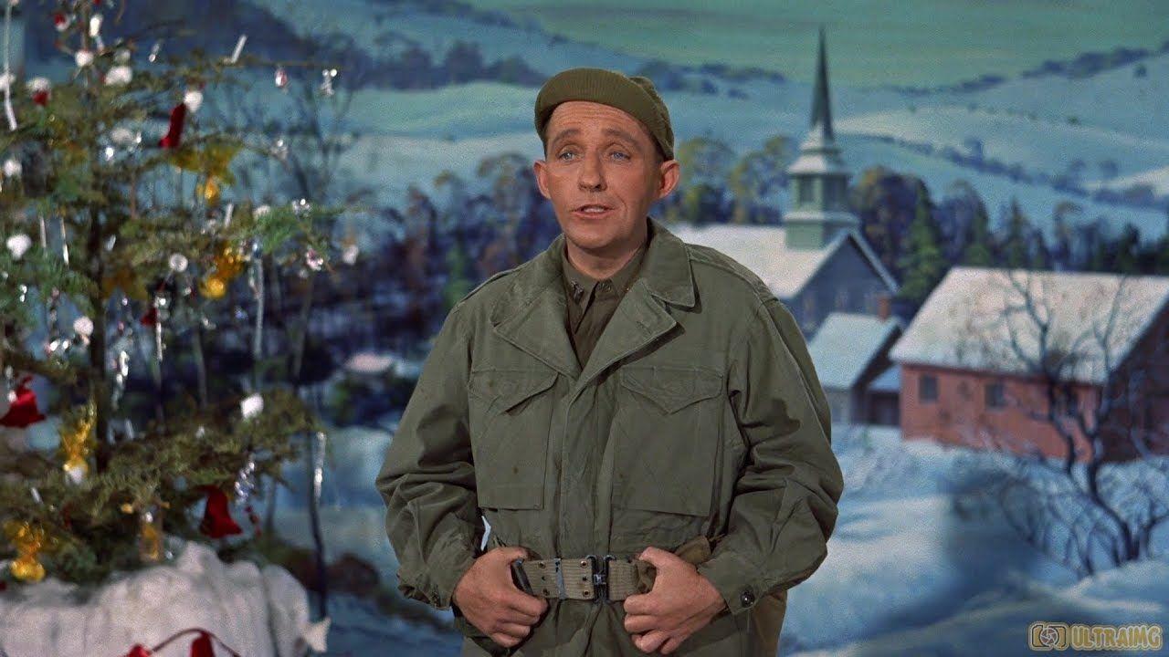 WHITE CHRISTMAS (Bing Crosby) White Christmas (movie
