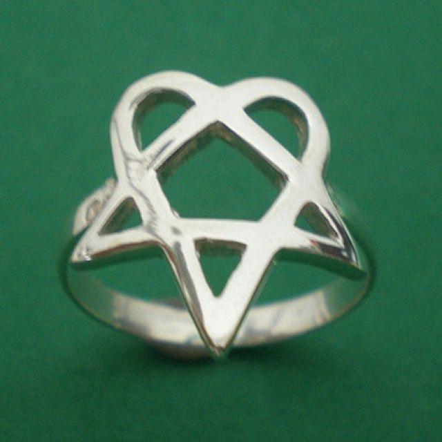 Heartagram ringi need this ring hardware pinterest ring heartagram ringi need this ring aloadofball Choice Image