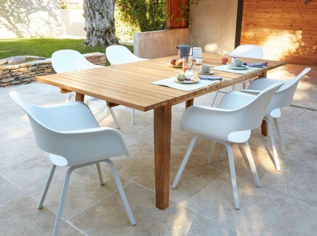 La Collection Jardin 2016 Castorama Table De Jardin Bois Table De Jardin Chaise De Jardin
