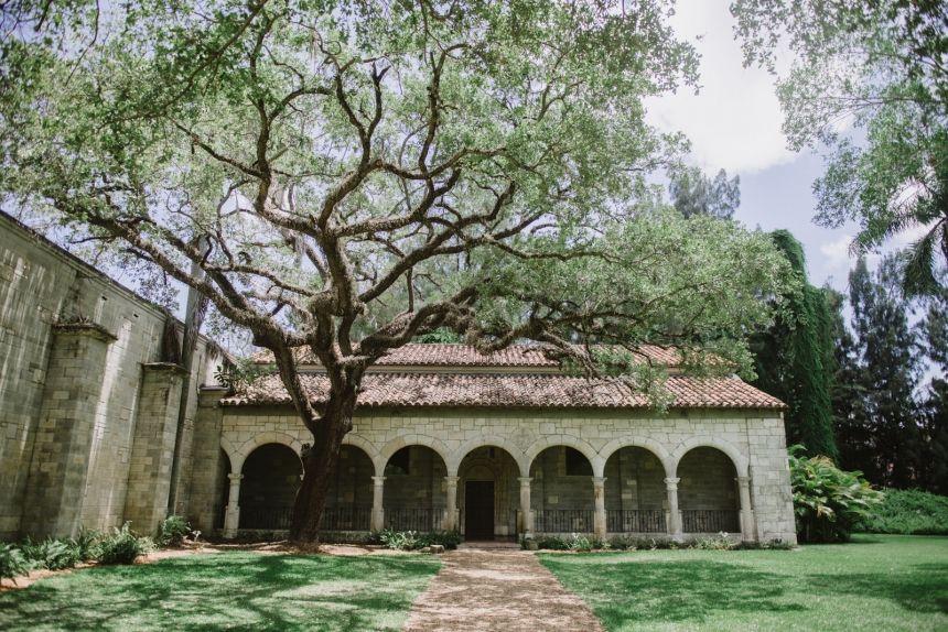 The Ancient Spanish Monastery Wedding Photography 2