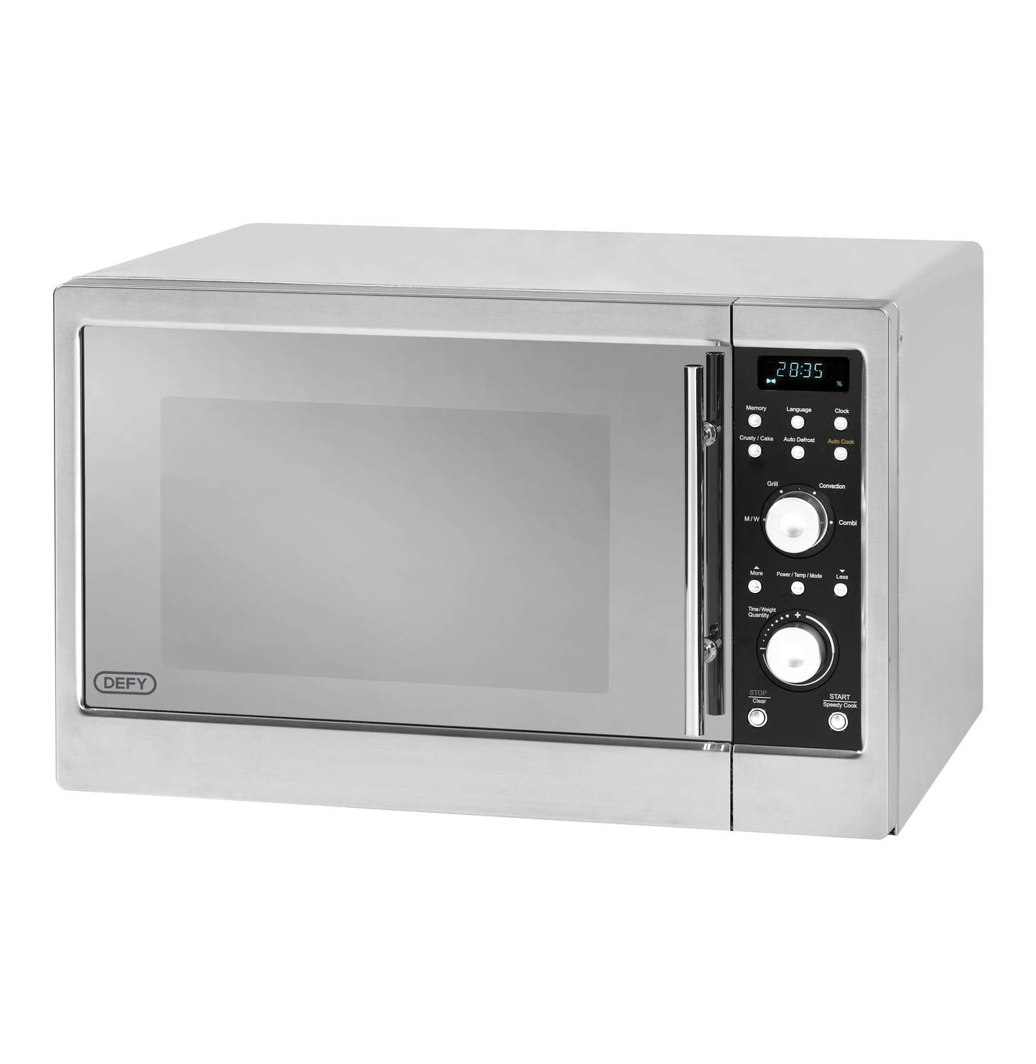 Convection Microwave Oven Online: DEFY 42 L Convection\Grill Microwave Oven Metallic Finish