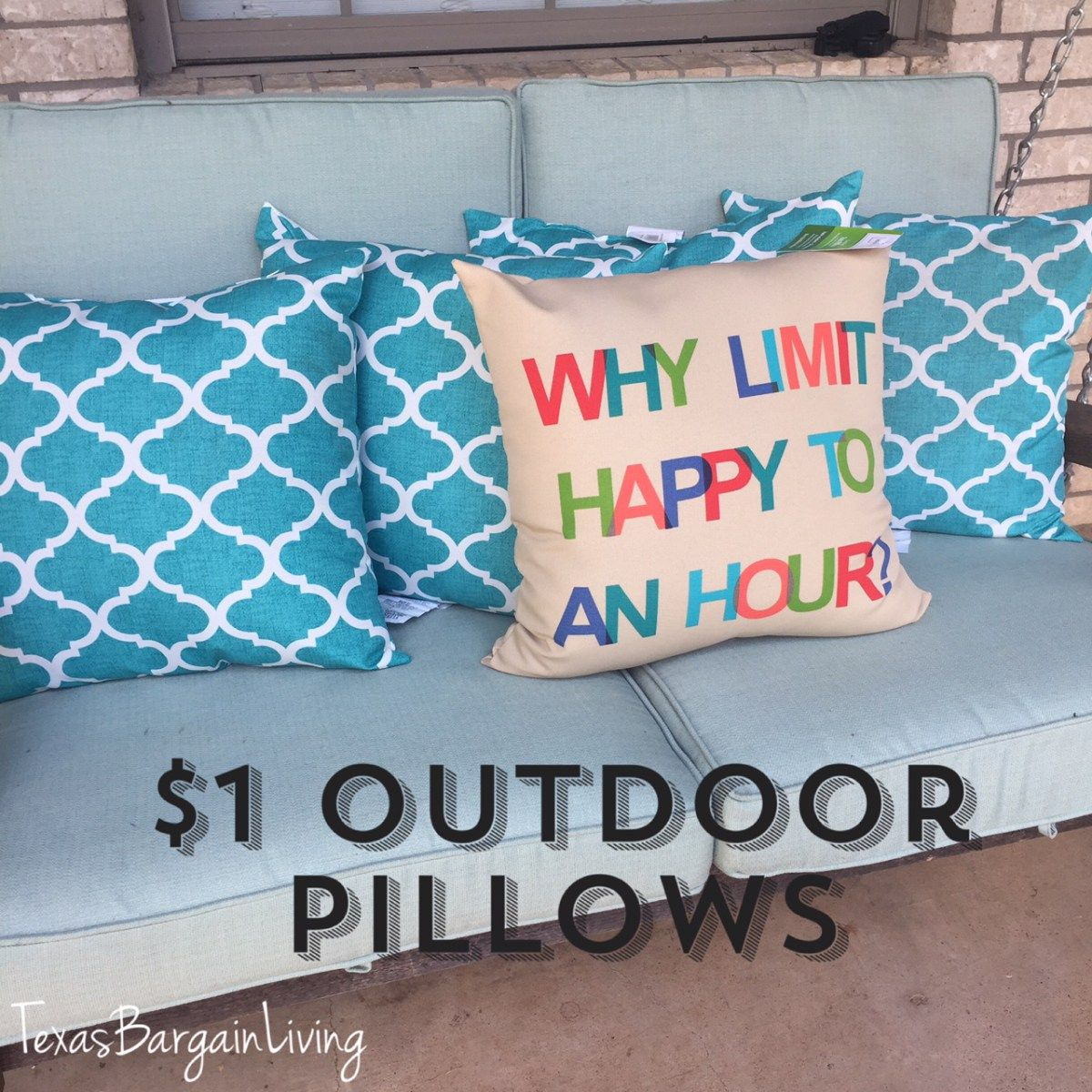 Run To Walmart 1 Outdoor Pillows Outdoor Throw Pillows Throw