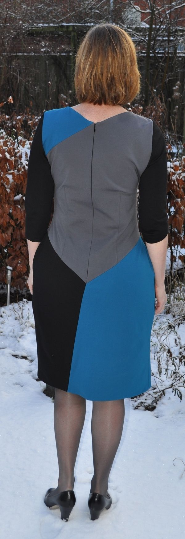 Sewing Patterns - Pattern Reviews for Self Drafted Pattern Pattern - 78803-1005 knock-off dress - Sewing & Sewing Pattern Reviews at PatternReview.com