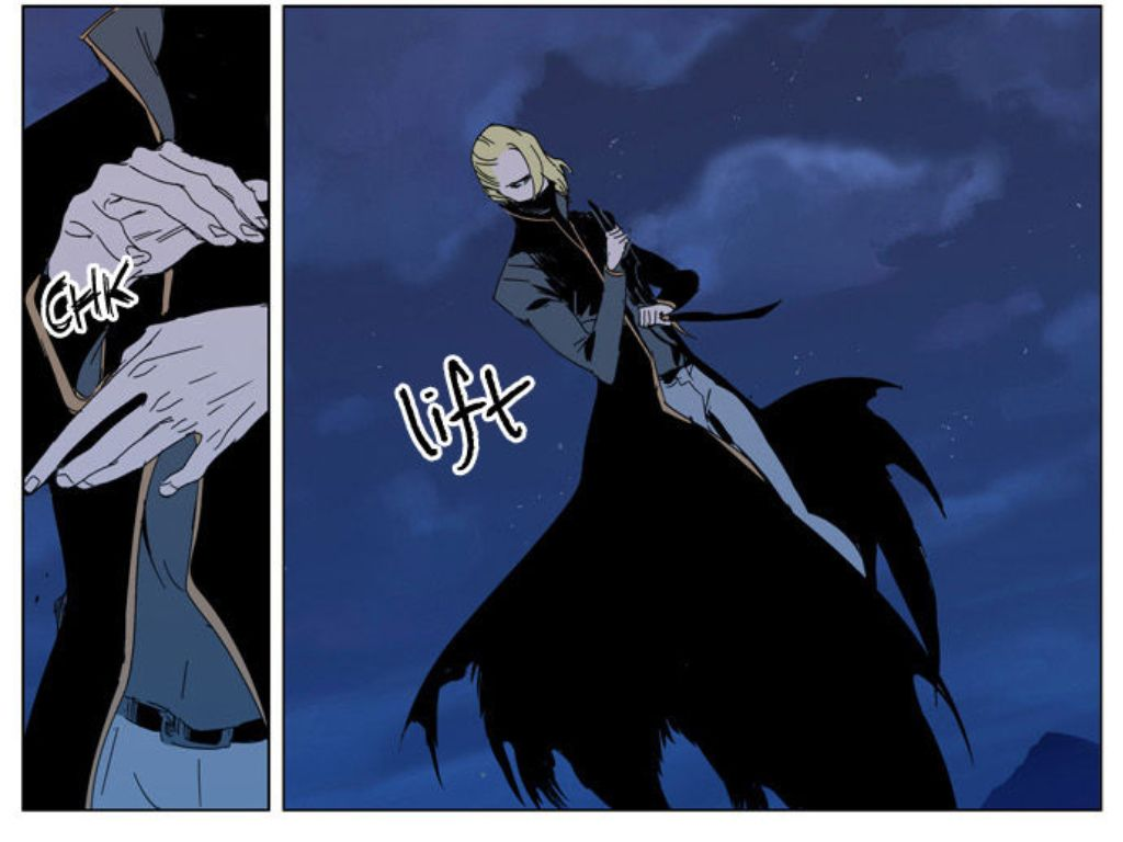 Noblesse Noblesse, Anime, Anime shows