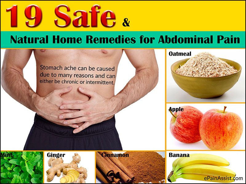 Safe Foods To Eat With An Upset Stomach