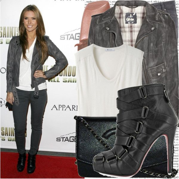 "at the ""boondock saints II: all saints day"" premiere, in hollywood., created by valerieking on Polyvore"