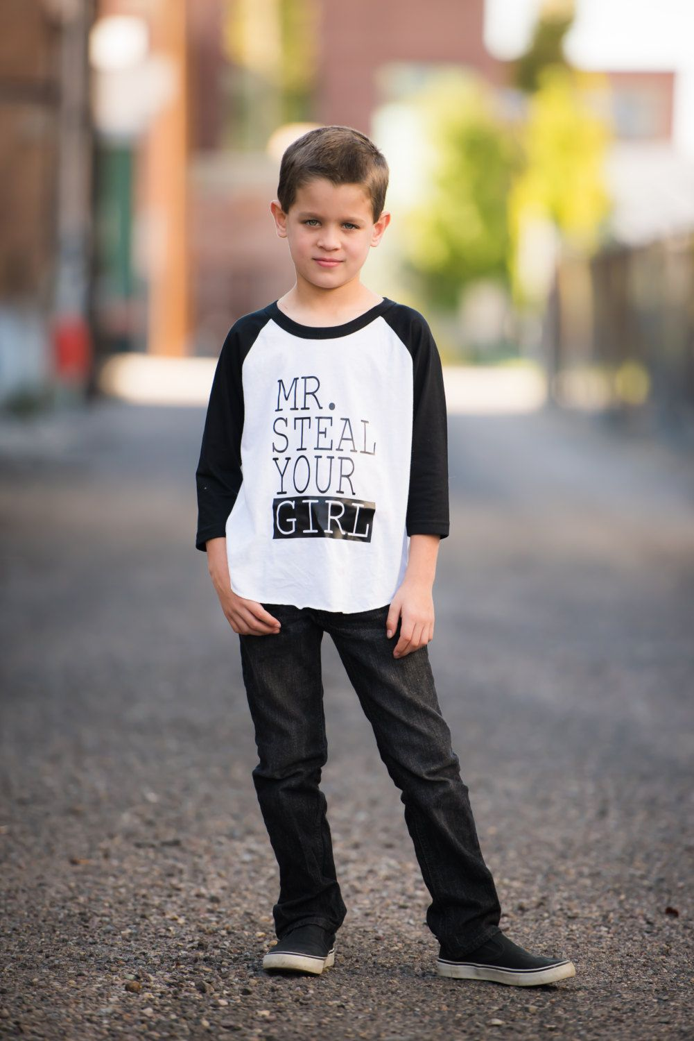 Steal Your Girl Funny Boys Shirt Back To School Hipster Boys