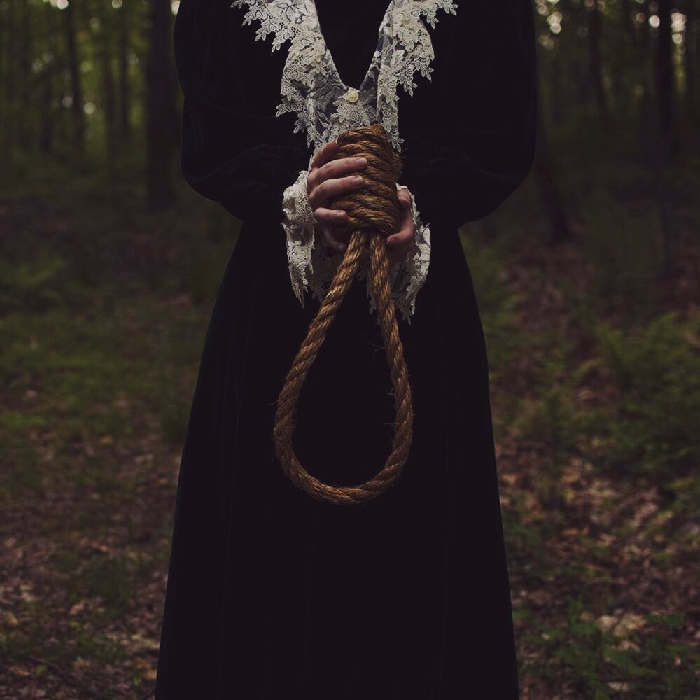 Witch Photography By Christopher McKenney