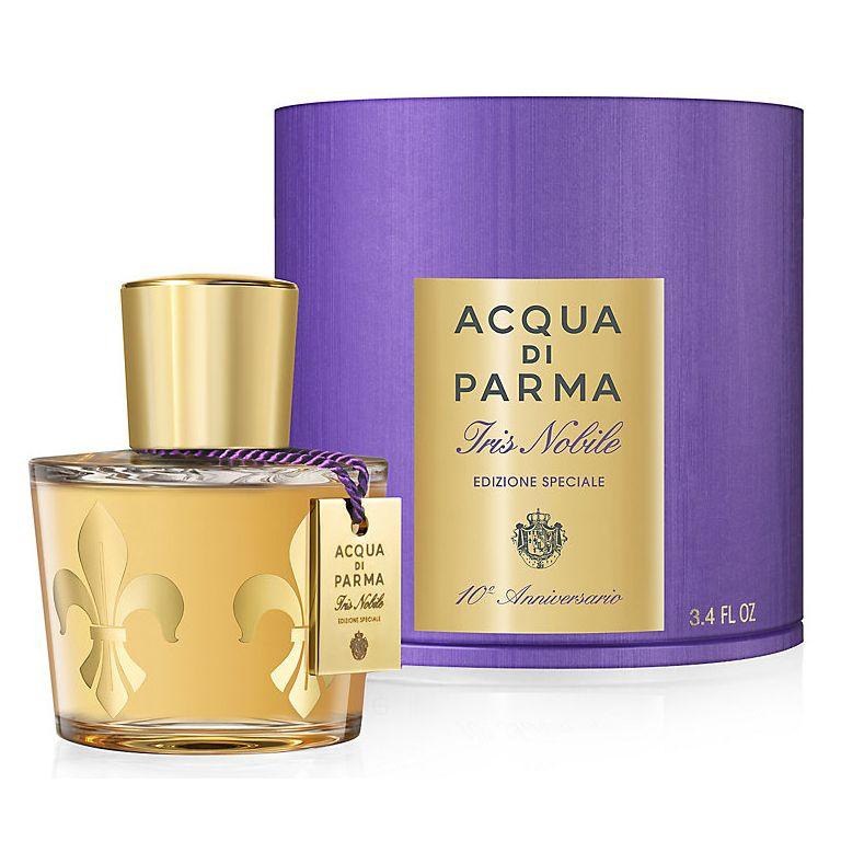 Iris Nobile 10th Anniversary Special Edition Acqua di Parma perfume - a new fragrance for women 2014