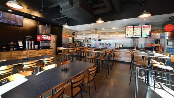 Fast casual pizza pie five co http restaurant