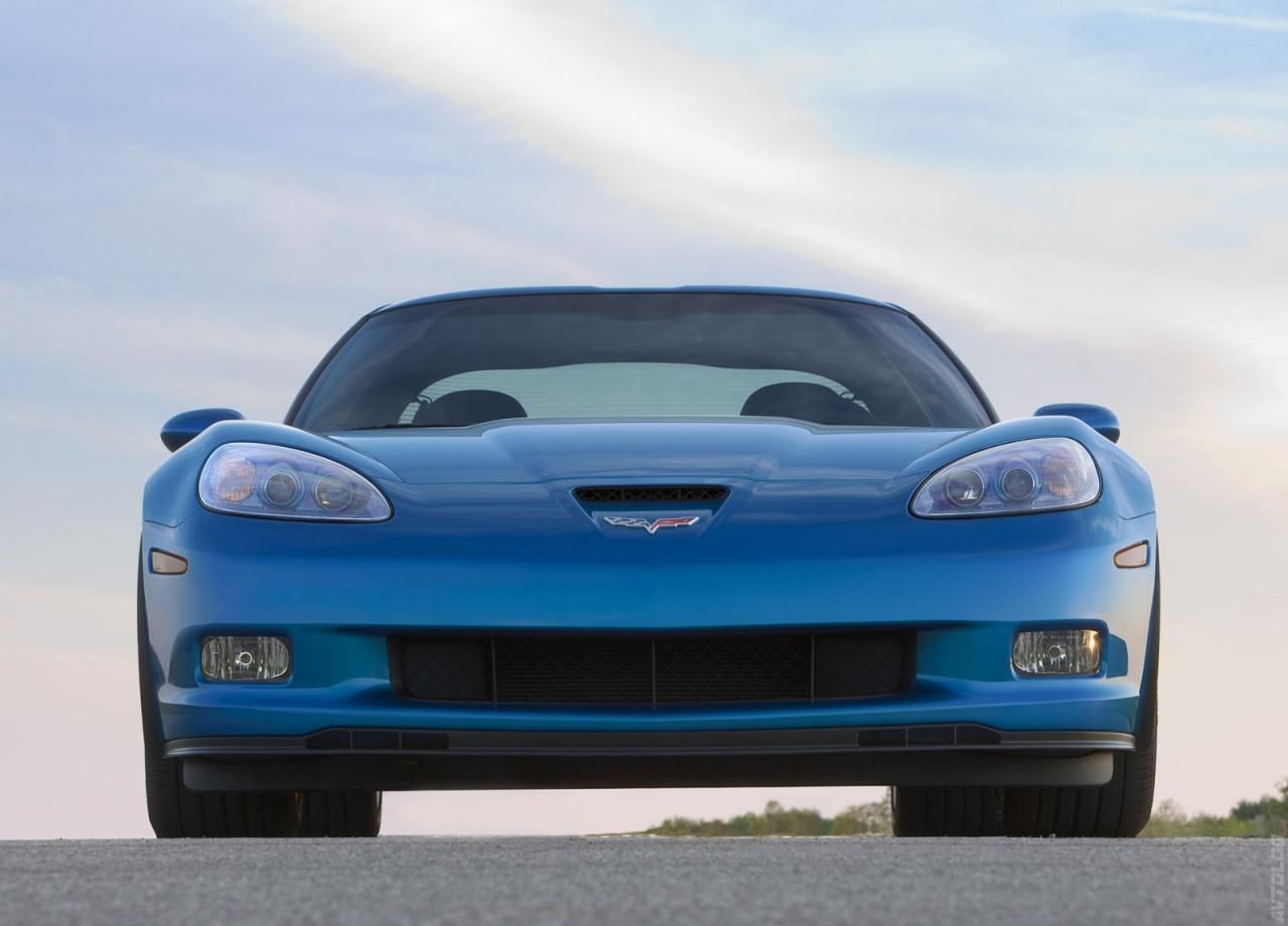 2010 Chevrolet Corvette Grand Sport Chevrolet corvette