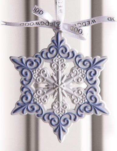 Wedgwood Addobbi Natale.Wedgewood Christmas Ornament Blue And White Decorazioni
