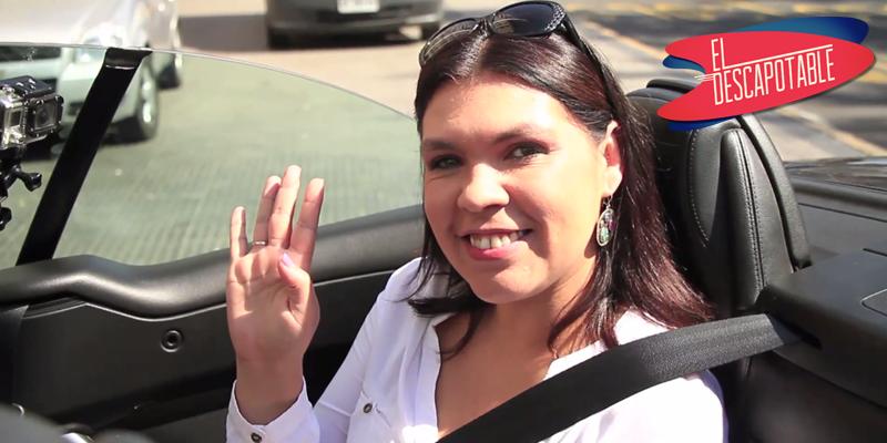 #ElDescapotable se pone en marcha con @Barbara_figue por #ViaX junto a @amparohernandez y  @vale_ortega