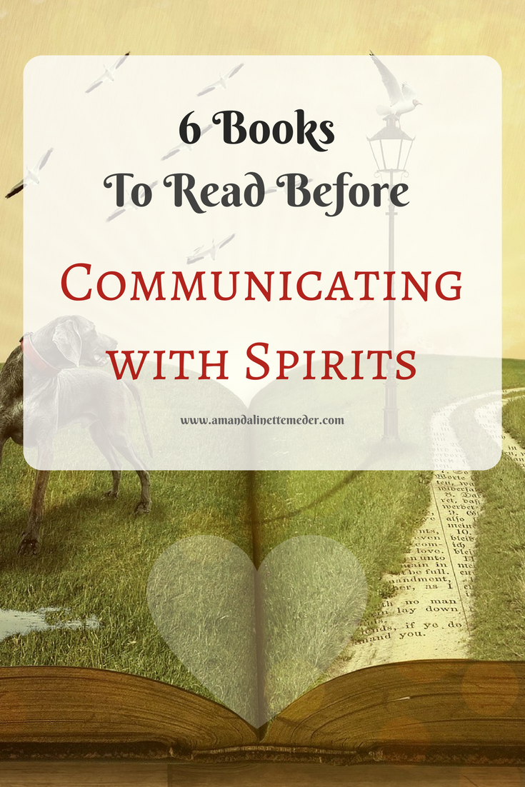 Bright Light Books Alluring 6 Books To Read Before Communicating With Spirits  Books Review