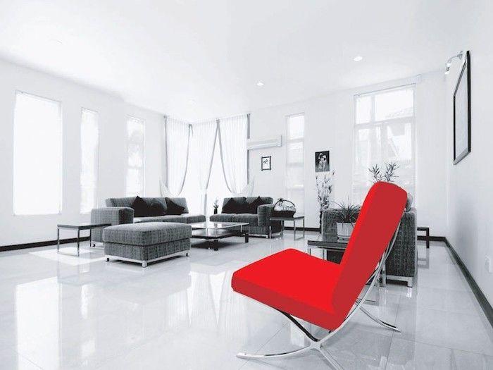 ▷ 1001 + conseils et idées quelle couleur va avec le rouge ...
