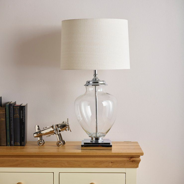 Lille lamp by oak furniture land