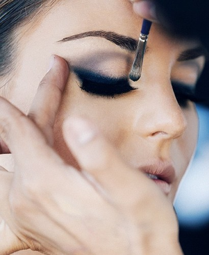 I Want To Be Made Up Like This Professionally For An Event Sometime In My Life Smokey Eye Makeup Makeup Beauty Makeup