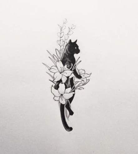 30+ ideas tattoo cat flower ideas for 2019 -   - #allergictocats #Cat #catcat #cathouse #cattattoo #catwallpaper #catsandkittens #crazycats #dogcat #flower #gatosaesthetic #Gatosanime #Gatosartesanato #gatoscats #Gatosdibujos #Gatosmanualidades #gatosmemes #gatostattoo #gatosvideos #ideas #petscats #tattoo #tudosobreGatos