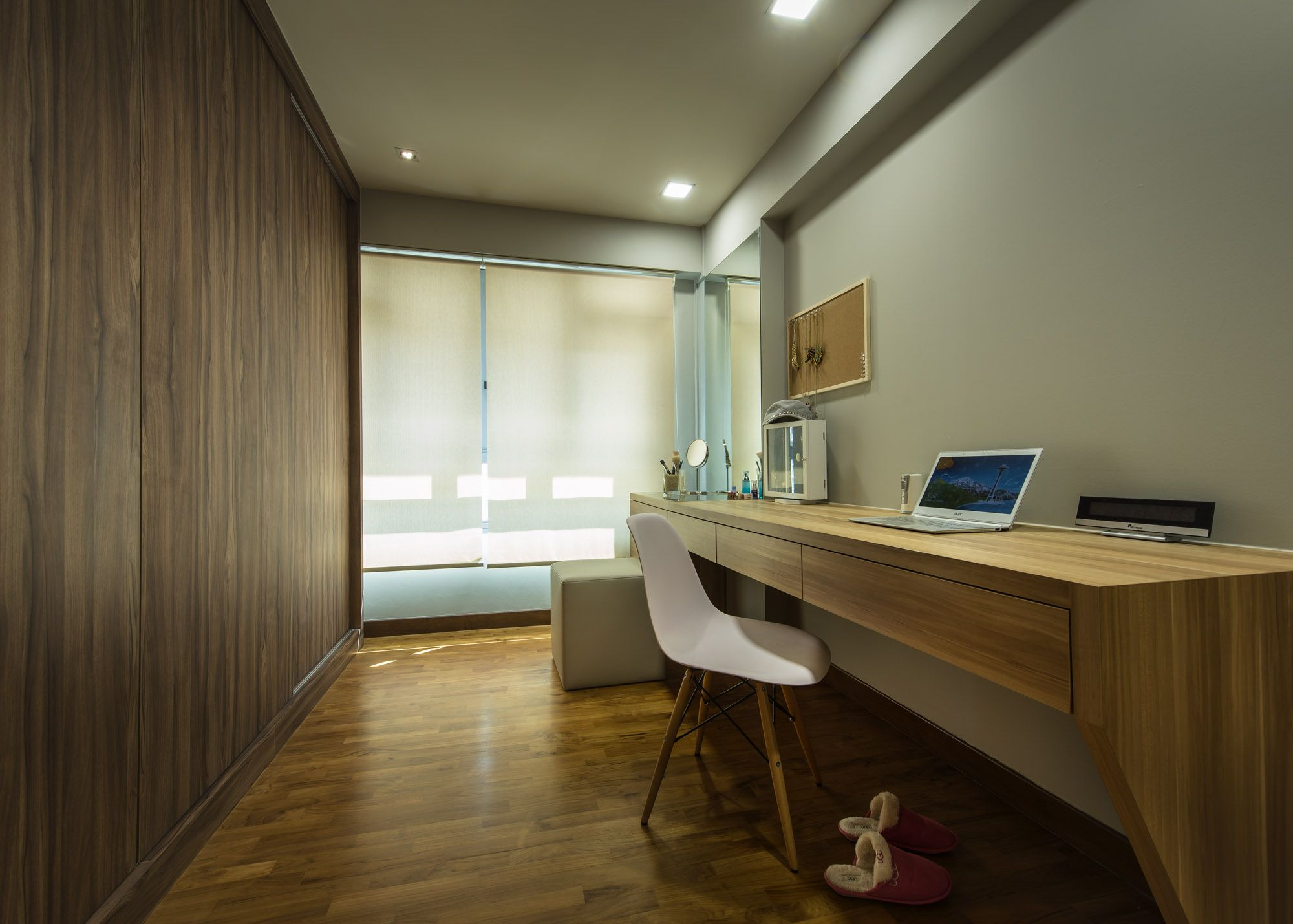 Interior design by Rezt n Relax of Singapore Renovation