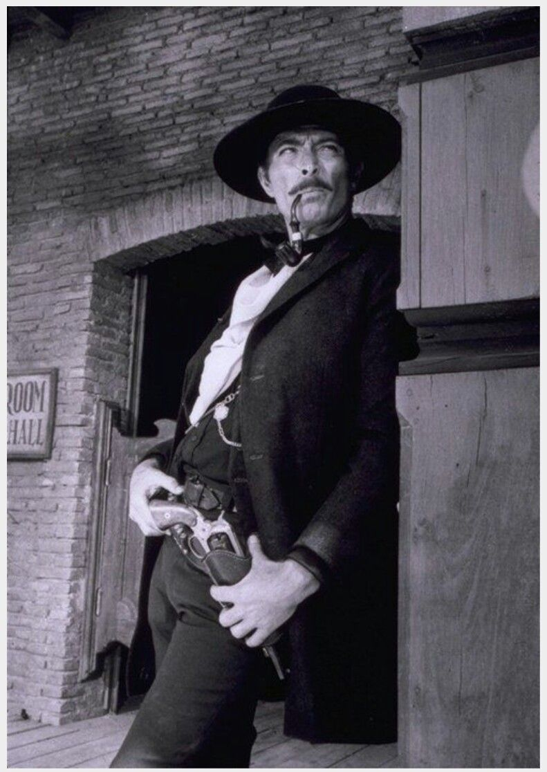 Lee Van Cleef | LEE VAN CLEEF | ACTOR | Pinterest