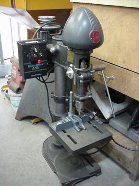 Gallery Vintage Delta Drill Press Tools Pinterest