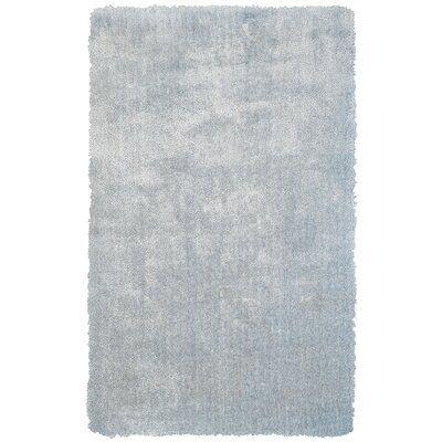Feizy Granberg Handmade Flatweave Sky Blue/Light Gray Area Rug | Perigold