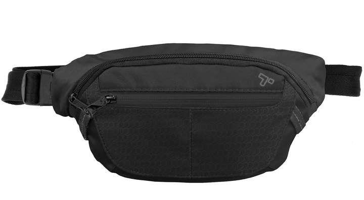 Travelon Anti-Theft Waist Pack Black One Size