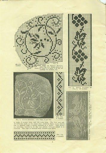 Filet crochet - Majida Awashreh - Λευκώματα Iστού Picasa   Crochet ...