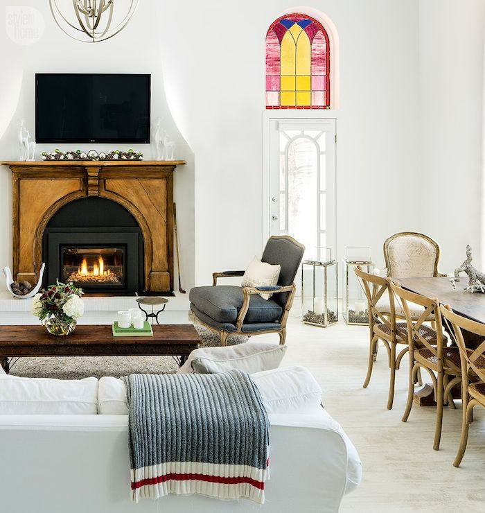 fireplace | photo donna griffith